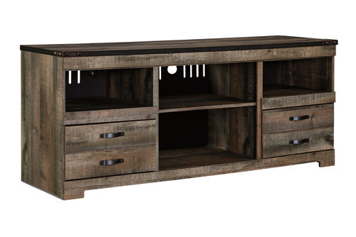 Signature Design by Ashley Trinell 63 Inch TV Stand
