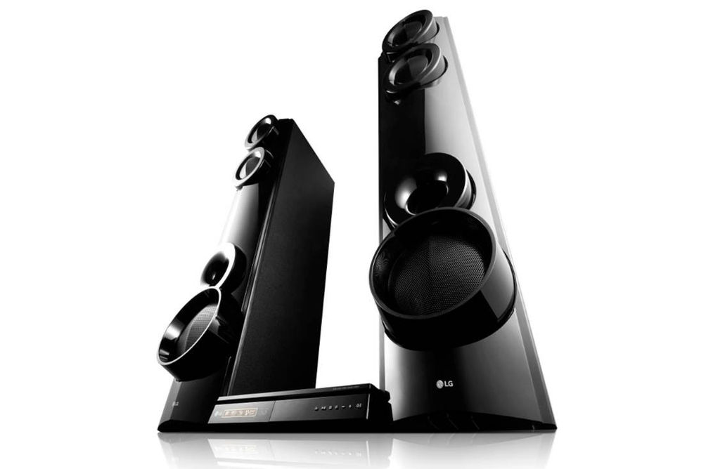 LG 4.2 Channel 1000W Home Theatre System- Alternate View