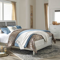 Signature Design by Ashley Olivet 6-Piece Queen Bedroom Set- Room View
