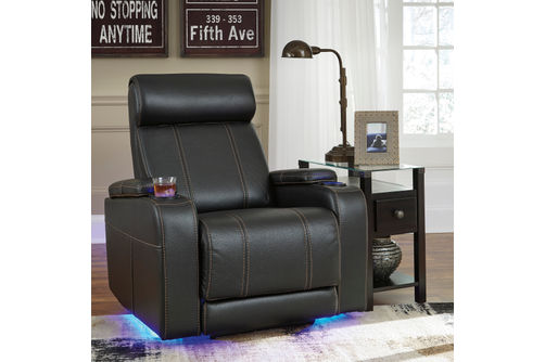 Signature Design by Ashley Boyband Power Recliner- Room View