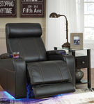 Signature Design by Ashley Boyband Power Recliner- Room View Reclining
