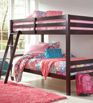 Signature Design by Ashley Halanton Twin Over Twin Bunk Bed Set- Room View