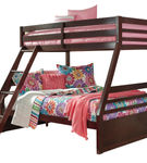 Signature Design by Ashley Halanton Twin Over Full Bunk Bed Set
