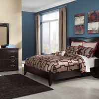 Signature Design by Ashley Zanbury 6 piece Queen Bedroom Set