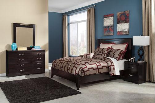Signature Design by Ashley Zanbury 6 piece Queen Bedroom Set
