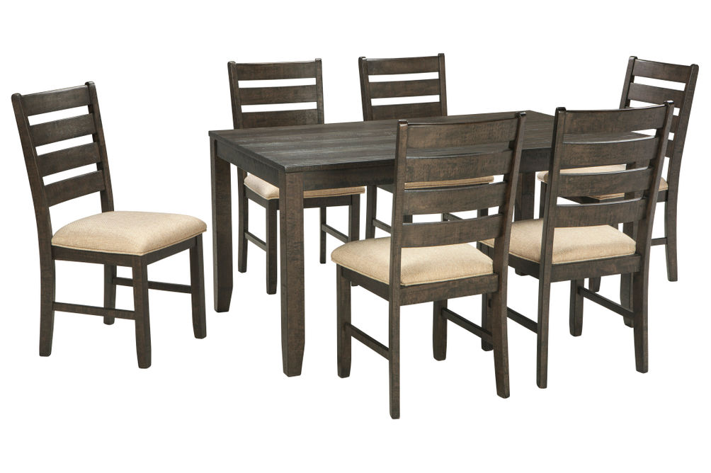 Signature Design by Ashley Rokane 7-Piece Dining Set