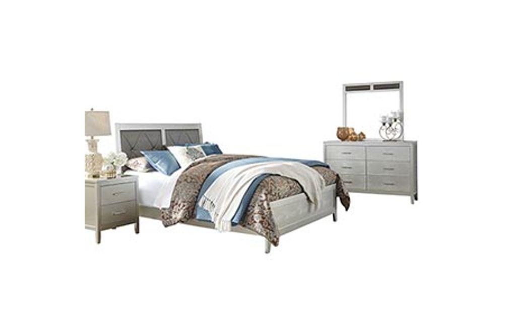 Signature Design by Ashley Olivet 6 Piece Bedroom Set