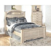 Signature Design by Ashley Catalina 3-piece King Bedroom Set- Room View