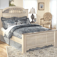 Signature Design by Ashley Catalina King Bed- Room View