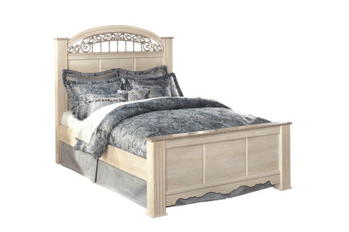 Signature Design by Ashley Catalina King Bed