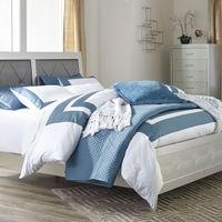 Signature Design by Ashley Olivet 3-Piece King Bedroom Set- Room View
