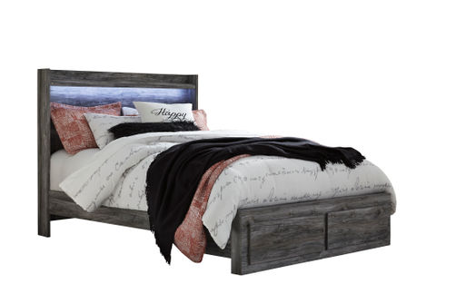 Signature Design by Ashley Baystorm Platform Queen Bed