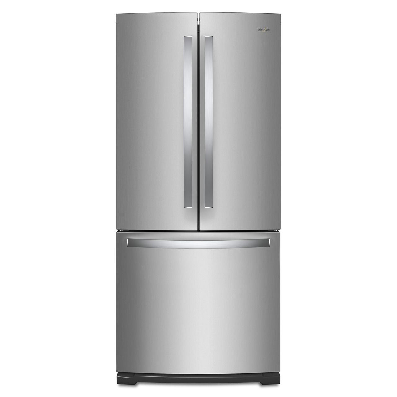 Whirlpool 20 Cu. Ft. French Door Bottom Mount Refrigerator