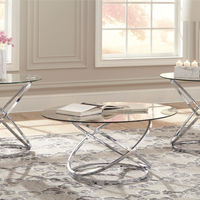 Signature Design by Ashley Hollynyx Coffee Table Set- Room View