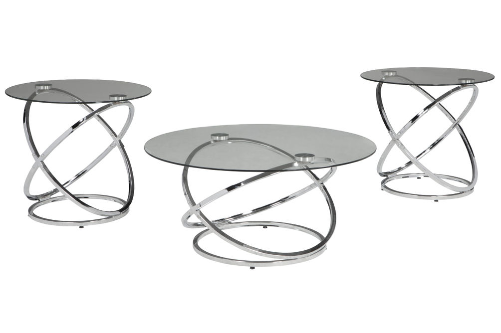 Signature Design by Ashley Hollynyx Coffee Table Set