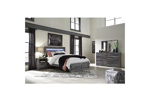 Rent Signature Design by Ashley Baystorm 7-Piece King ...