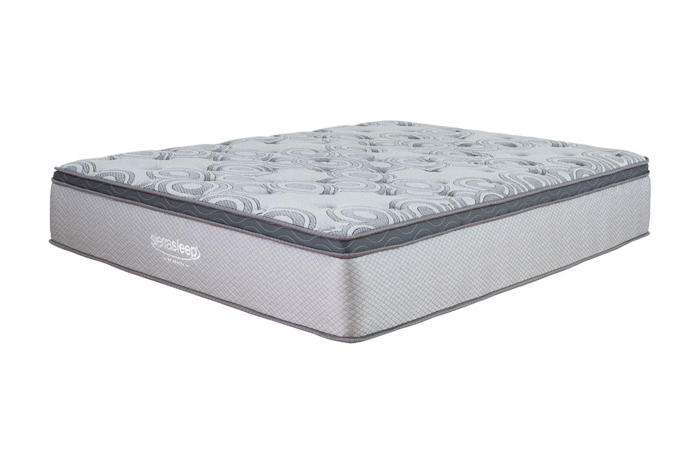 Signature Design by Ashley Augusta Euro Top King Mattress