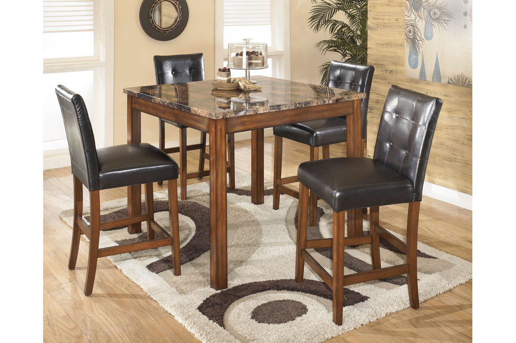 Rent To Own Theo 5 Piece Dining Set