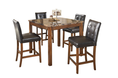 Signature Design by Ashley Theo 5-Piece Dining Set