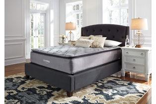Ashley Sierra Sleep Curacao Pillow Top Queen Mattress- Room View