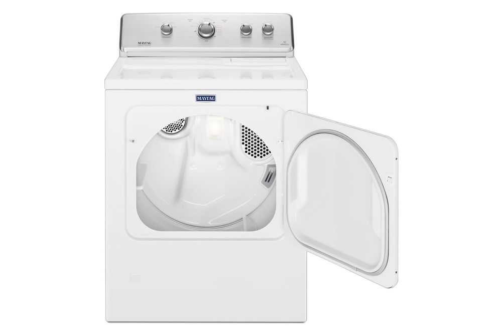 Maytag 7.0 Cu. Ft. Gas Dryer- Open View
