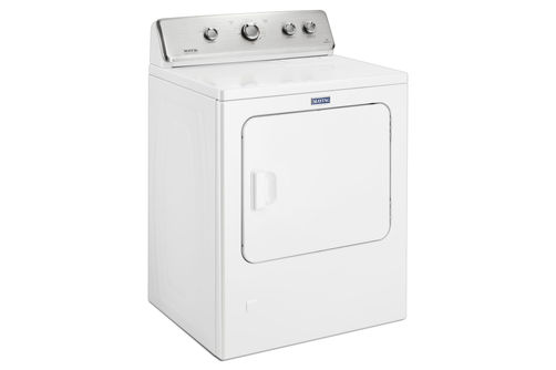 Maytag 7.0 Cu. Ft. Gas Dryer- Side View