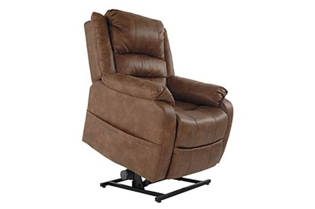 Rent Signature Design By Ashley Yandel Power Lift Recliner