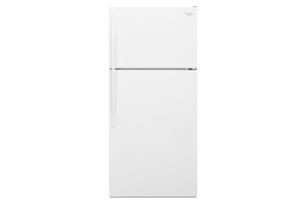 Whirlpool White 14 Cu. Ft. Top-Freezer Refrigerator