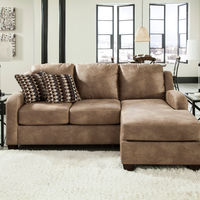 Benchcraft Alturo-Dune Sofa Chaise- Room View
