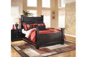 Signature Design by Ashley Shay 3-Piece Queen Bedroom Set- Room View