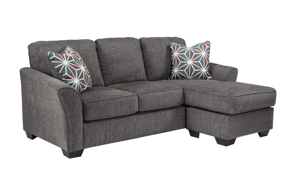Benchcraft Brise-Slate Sofa Chaise