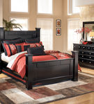 Signature Design by Ashley Shay 6-Piece Queen Bedroom Set- Room View