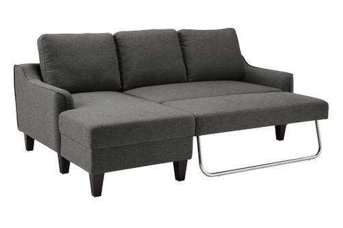 Signature Design by Ashley Jarreau-Gray Sofa Chaise Sleeper- Alternate View