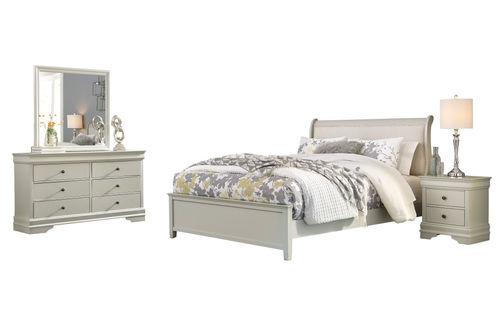 Signature Design by Ashley Jorstad 6-Piece Queen Bedroom Set