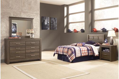 Signature Design by Ashley Juararo 4-Piece Twin Bedroom Set- Room View