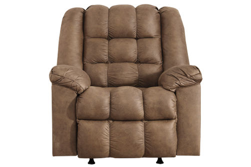 Signature Design by Ashley Adrano-Bark Rocker Recliner