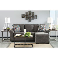 Benchcraft Brise-Slate 6-Piece Living Room Set- Room View