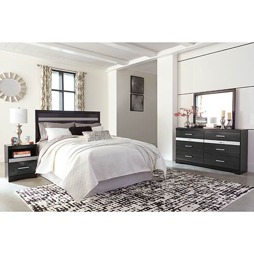Rent Signature Design By Ashley Starberry 4 Piece Queen Bedroom Set Same Day Delivery At Rent A Center