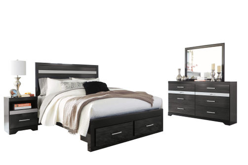 Signature Design by Ashley Starberry 6-Piece Queen Bedroom Set