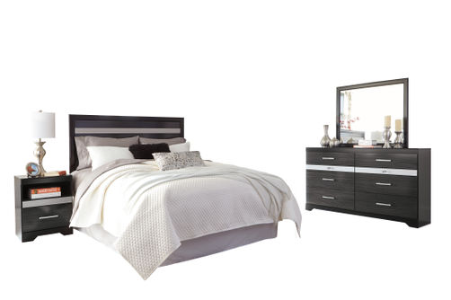 Signature Design by Ashley Starberry 4-Piece Queen Bedroom Set