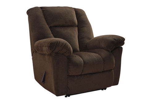 Signature Design by Ashley Nimmons-Chocolate Oversized Power Recliner