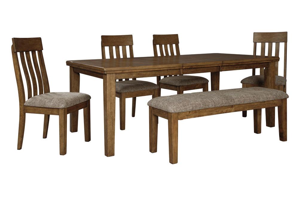 Benchcraft Flaybern 6-Piece Dining Set