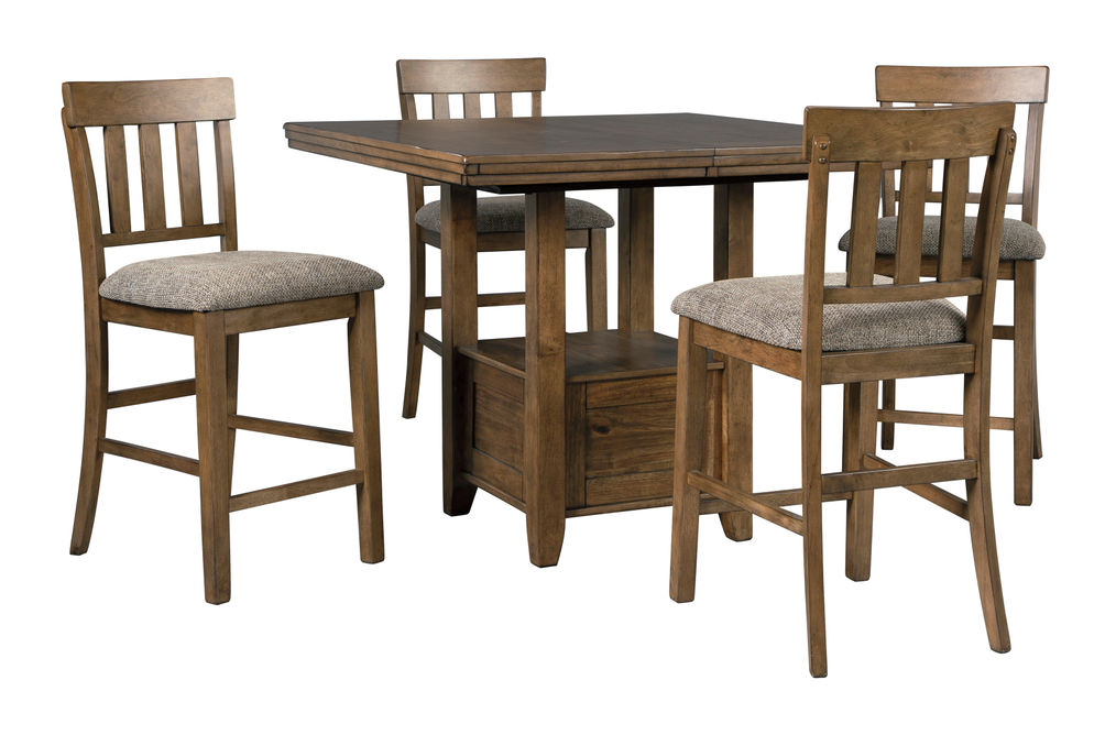 Benchcraft Flaybern 5-Piece Dining Set