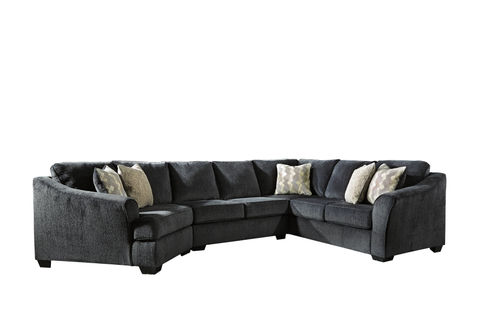 Signature Design by Ashley Eltmann-Slate 3-Piece Sectional