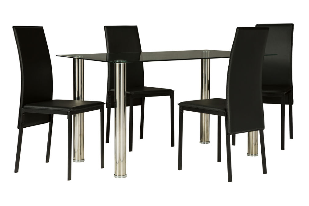Signature Design by Ashley Sariden 5-piece Dining Set