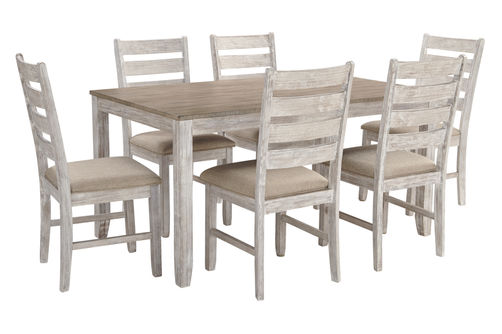 Signature Design by Ashley Skempton 7-Piece Dining Set