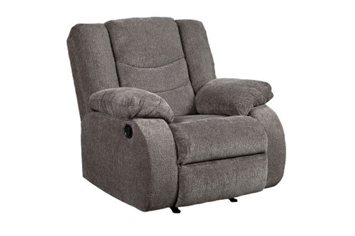 Signature Design by Ashley Tulen-Gray Rocker Recliner