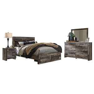 Benchcraft Derekson 6-Piece Queen Bedroom Set