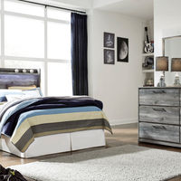 Signature Design by Ashley Baystorm 4-Piece Full Bedroom Set- Room View