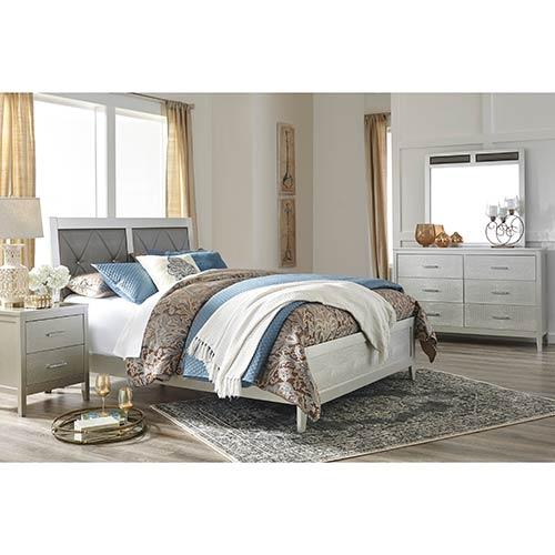 Signature Design By Ashley Olivet 6 Piece King Bedroom Set